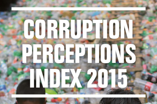 2015 Corruption Perceptions Index