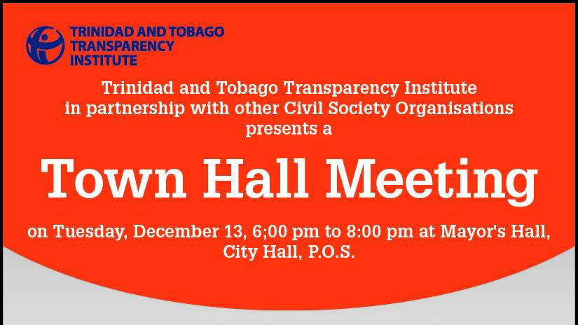 Town Hall Meeting December 2016
