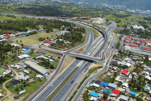The Interchange, Uriah Butler Highway